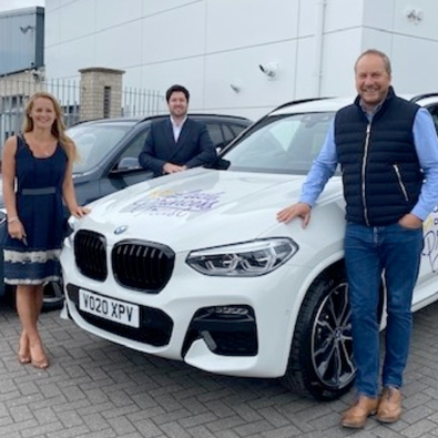 LPT hit the road with Cotswold BMW
