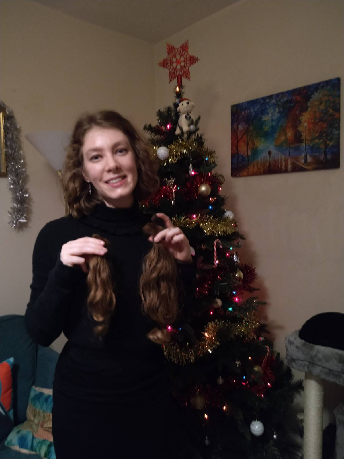 Lockdown hair donation - one of many I'm sure!